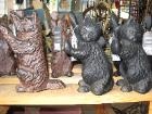 Cast iron door stops